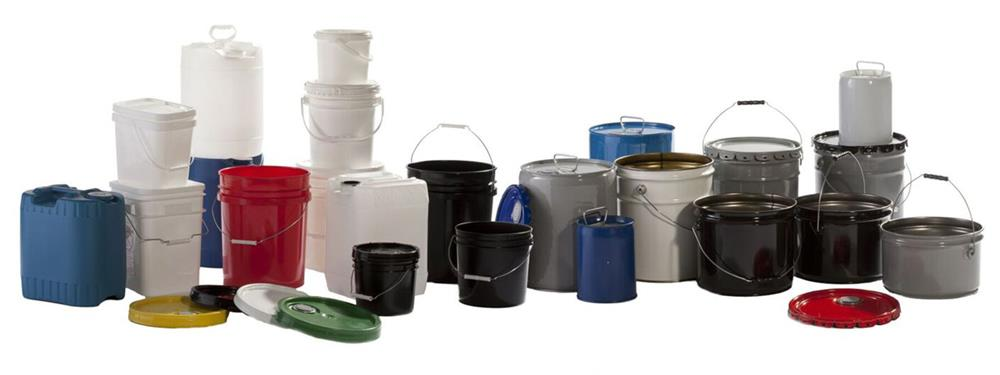 pails pipeline packaging