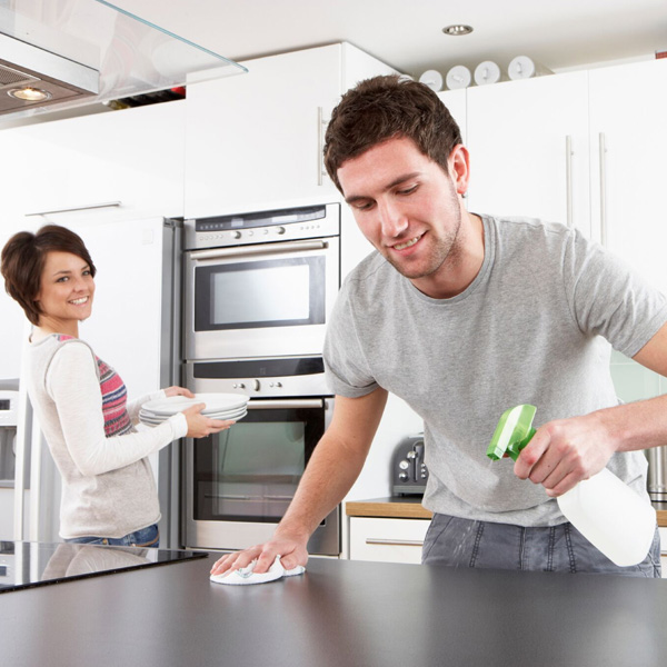 Household Chemicals and Cleaners