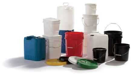 Picture for category Plastic Pails