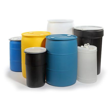 Picture for category Plastic Drums