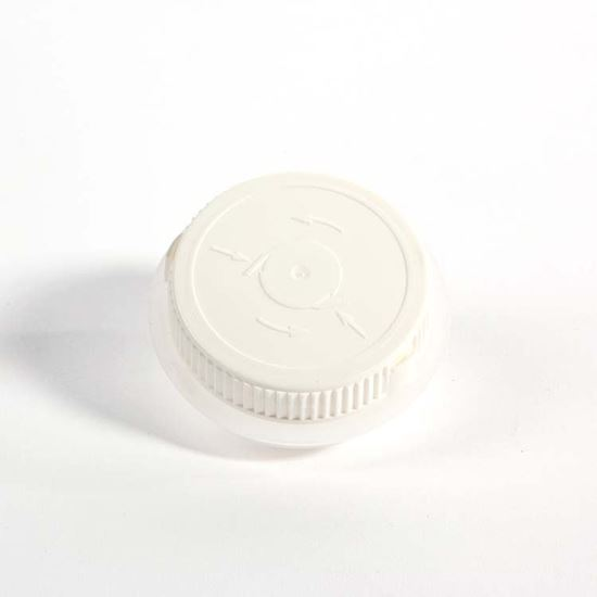 Picture of 57 mm DIN HDPE Closure