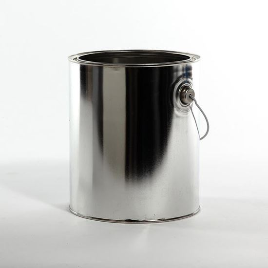 Picture of 610 X 711 Paint Can Unlined, w/ Ears and Bail