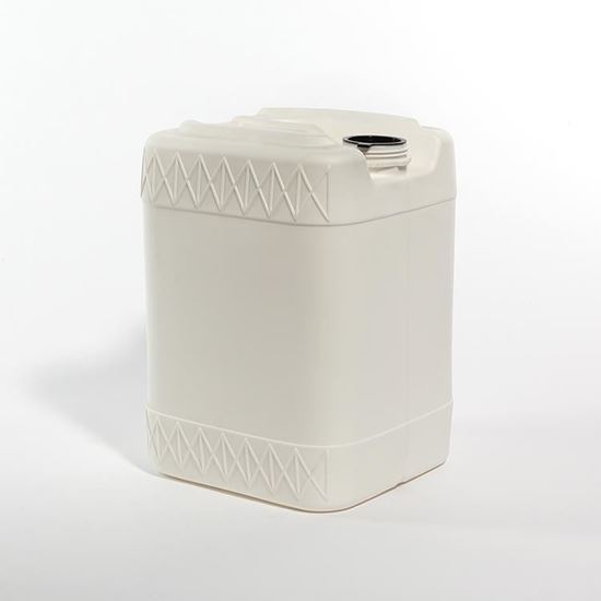 Picture of 20 L HDPE White Tight Head Pail w/ Closed Vent