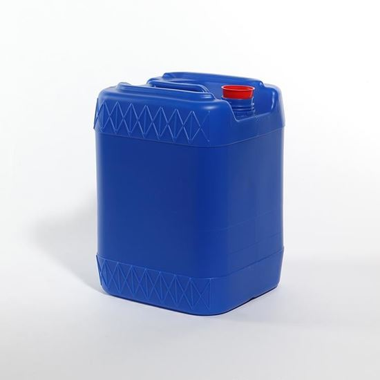 Picture of 5 Gallon HDPE Blue Tight Head Pail w/ Closed Vent