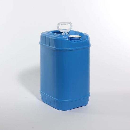 Picture of 6 Gallon HDPE Blue Tight Head Pail