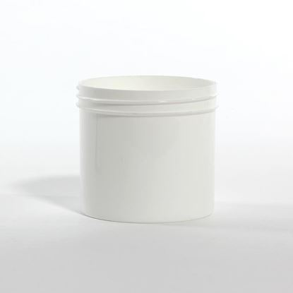 Picture of 12 oz Straight Sided Plastic Jar