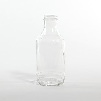 Picture of 16 oz Carafe (Decanter) Glass Bottle