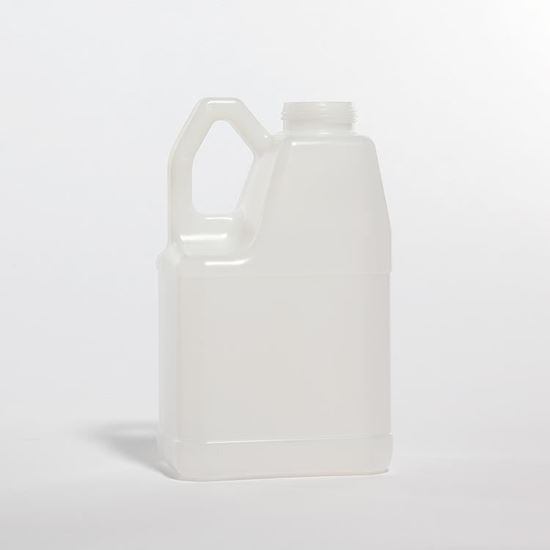 Picture of 128 oz F-Style HDPE Bottle