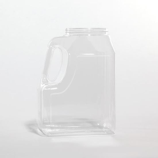Picture of 160 oz Wide Mouth CO-PET Bottle