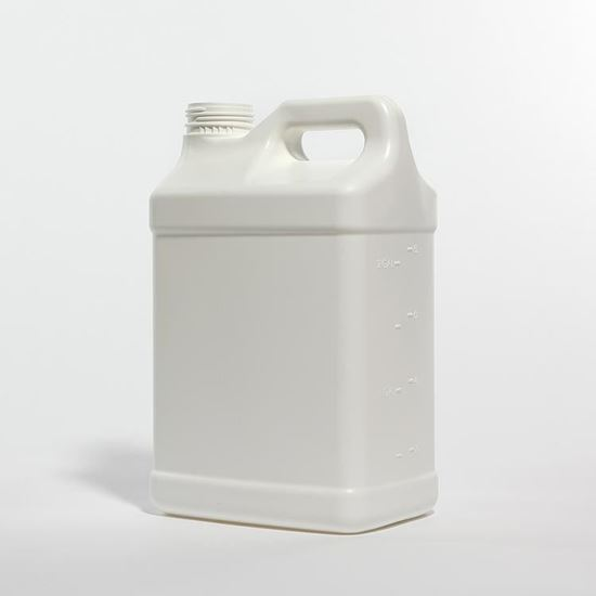 Picture of 2.5 Gallon F-Style HDPE Bottle