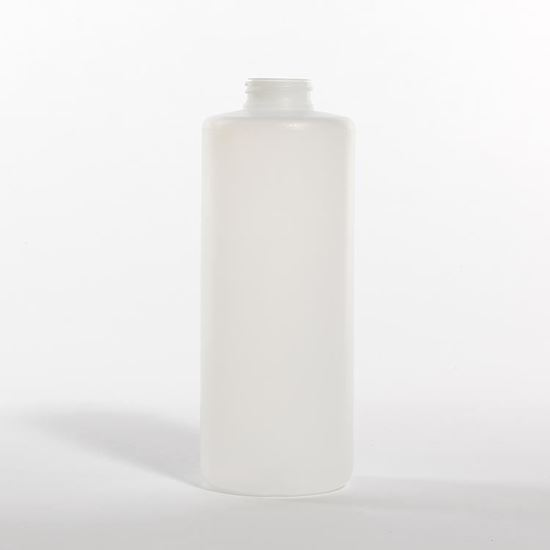 Picture of 32 oz Cylinder HDPE Bottle