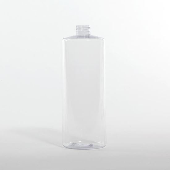 Picture of 32 oz Cylinder PVC Bottle