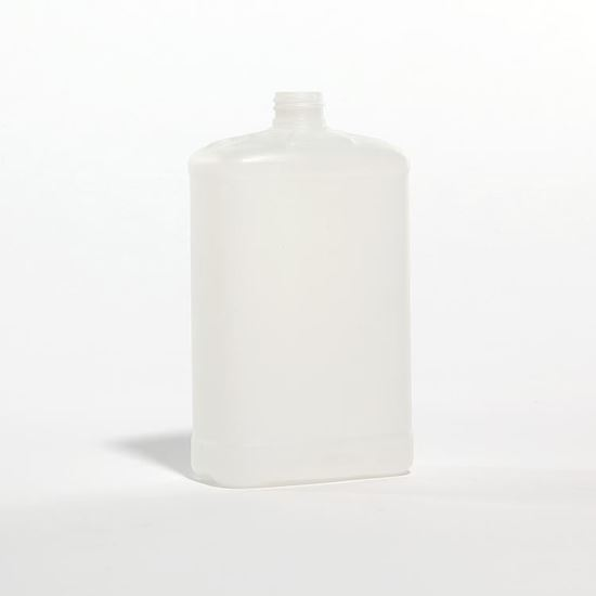 Picture of 32 oz Oblong HDPE Bottle