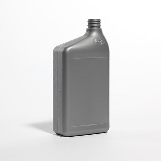 Picture of 32 oz Oil Bottle HDPE Bottle