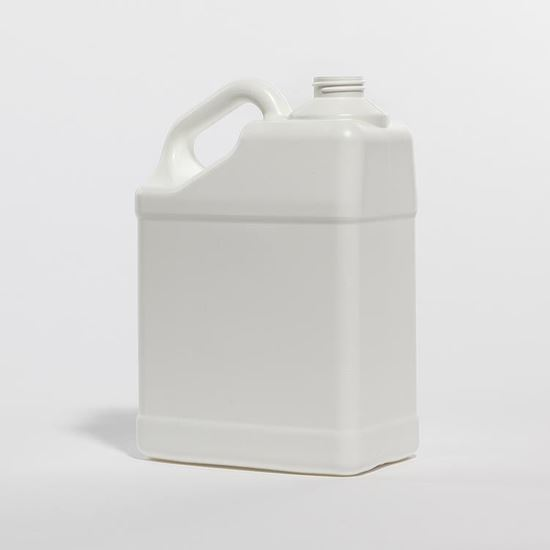 Picture of 4 L F-Style HDPE Bottle