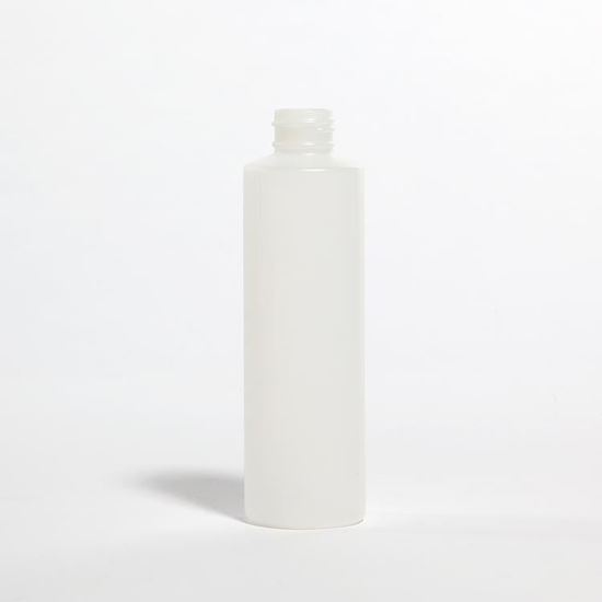 Picture of 6 oz Cylinder HDPE Bottle