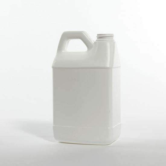 Picture of 64 oz F-Style HDPE Bottle
