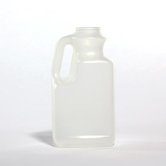 Picture of 64 oz Oblong HDPE Bottle