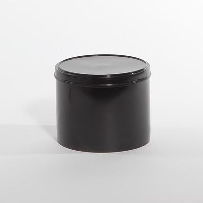 Picture of 80 oz HDPE Can w/ Plug w/o Ears