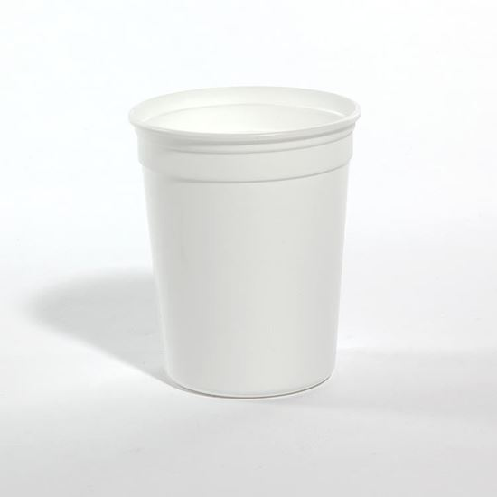 Picture of 32 oz Natural PP Tub