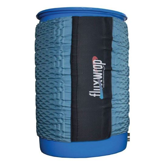 Picture of 55 Gallon Drum Flux Wrap Jacket with Insulation
