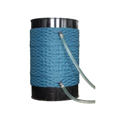 Picture of 15 Gallon Drum Flux Wrap Jacket with Insulation