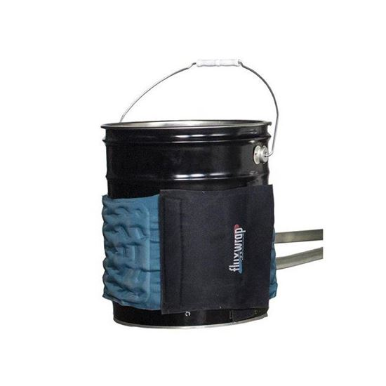 Picture of 5 Gallon Pail Flux Wrap Jacket with Insulation