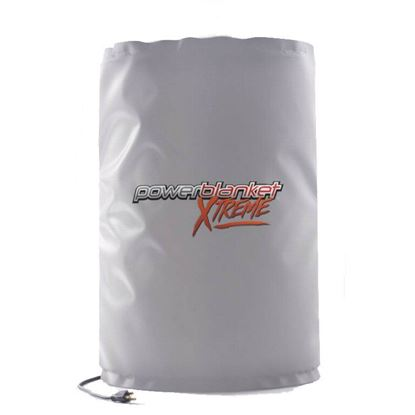 Picture of 30 Gallon Pail Rapid Heating Blanket Heavy Grade