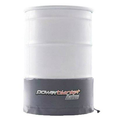 Picture of 55-Gallon Drum Heating Blanket 240 W - Lite Series