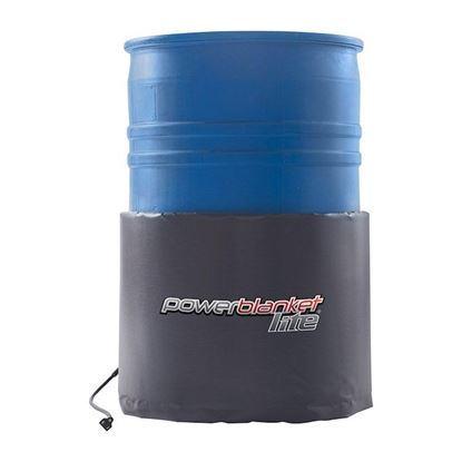 Picture of 30 Gallon Drum Heating Blanket 280 W - Lite Series