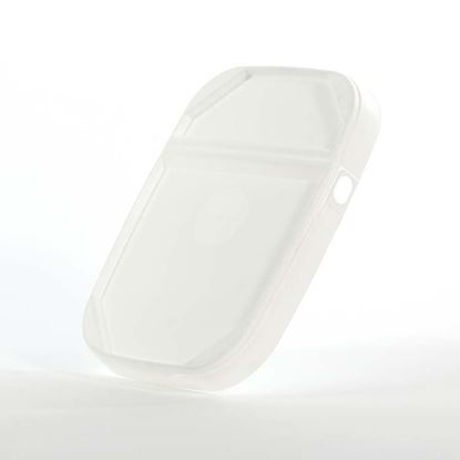 Picture of 1 Gallon HDPE White Cover w/ Pry Off