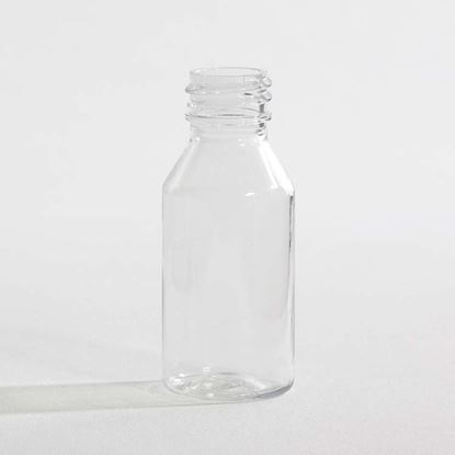 Picture of 1 oz Boston Round PET Bottle