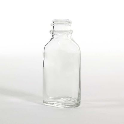 Picture of 1 oz Oval Glass Bottle