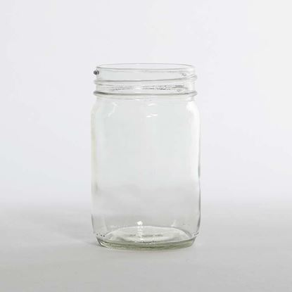 Picture of 13.4 oz Condiment Glass Jar