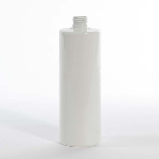 Picture of 16 oz Cylinder PVC Bottle