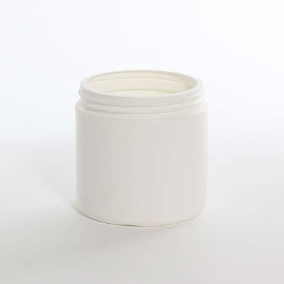 Picture of 16 oz Wide Mouth Plastic Jar