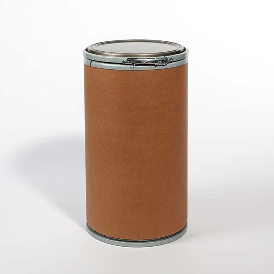 Picture of 16.5 Gallon Open Head  Kraft Fiber Drum