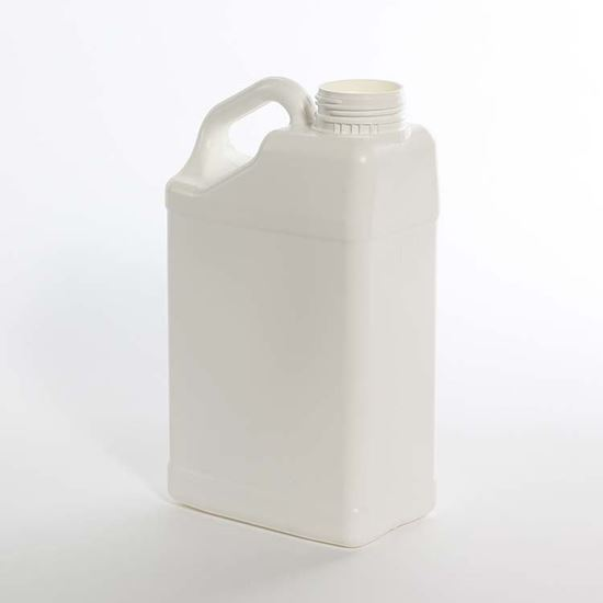 Picture of 5 L F-Style HDPE Bottle
