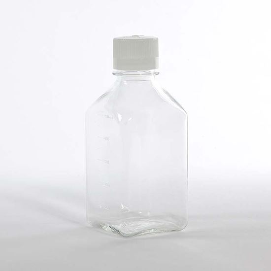 Picture of 500 ml Square PETG Bottle