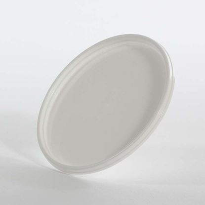 Picture of 6 oz White Co-Polymer Tub Cover