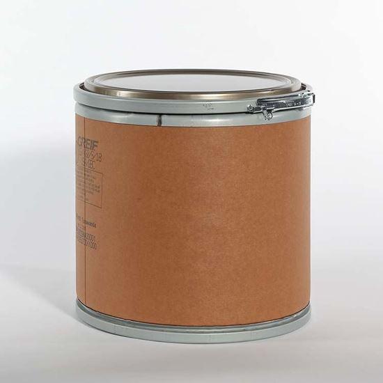 Picture of 8.5 Gallon Open Head  Kraft Fiber Drum