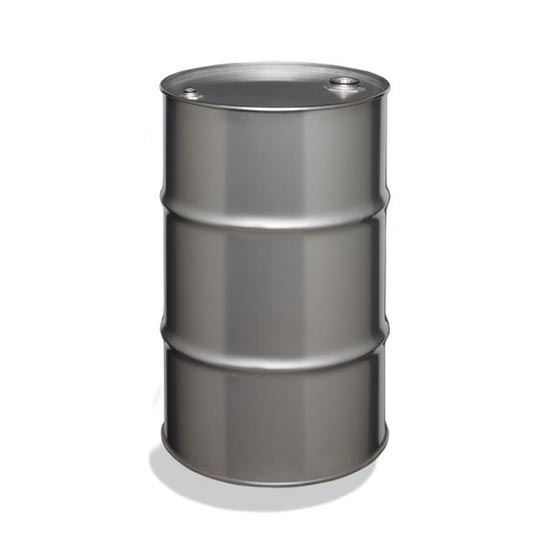 """Picture of 28 L Tight Head  Stainless Steel Drum with 2"""" Fittings"""