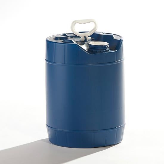 Picture of 5 Gallon HDPE Blue Tight Head Pail