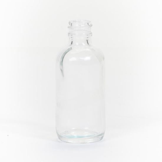Picture of 2 oz Boston Round Glass Bottle