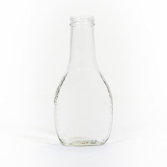 Picture of 8 oz Sauce & Dressings Glass Bottle
