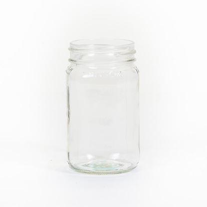 Picture of 16 oz Mason Jar Glass Jar