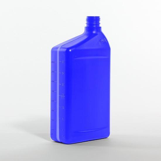 Picture of 32 oz Oil Bottle HDPE Bottle