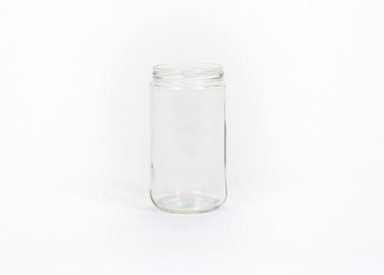 Picture of 24 oz Wide Mouth Glass Jar