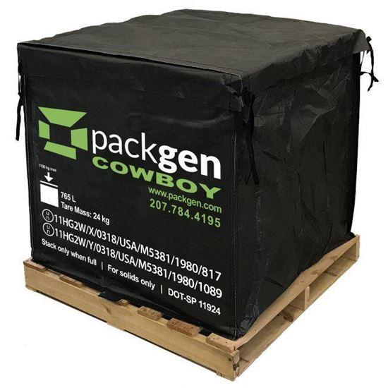 Picture of Cowboy Composite Corrugated Hazmat Container