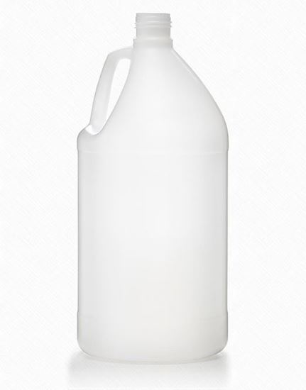 Picture of 4 L Round HDPE Bottle